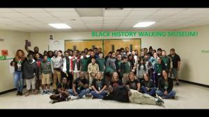 Black History Walking Museum