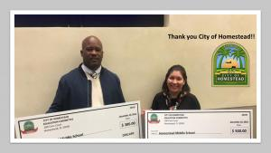 City of Homestead Education Grants