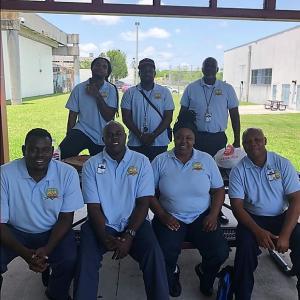 Custodial Staff Training